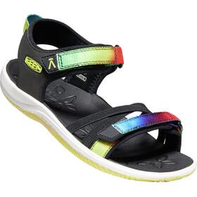 Keen Verano Sandals Youth, black/original tie dye